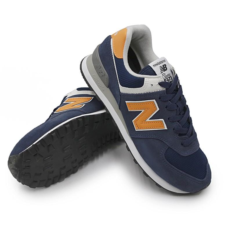 Tenis New Balance Multicolorido - 236770