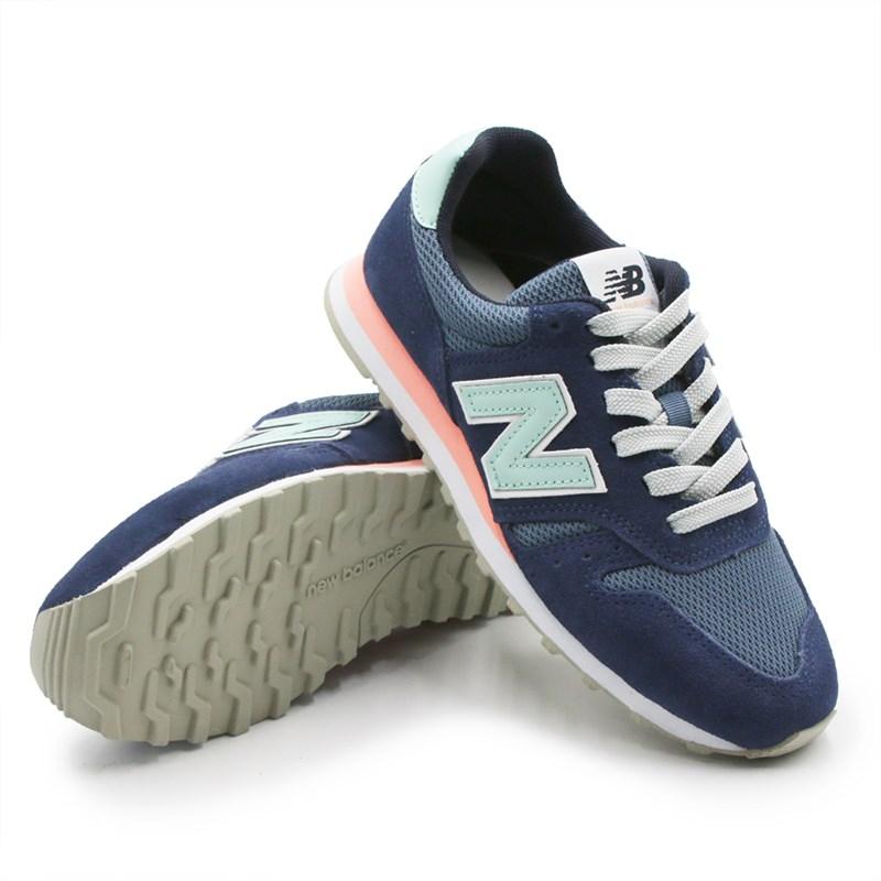 Tenis New Balance Multicolorido - 238949