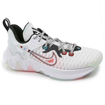 Tenis Nike Giannis Immortality Branco/Preto - 245151