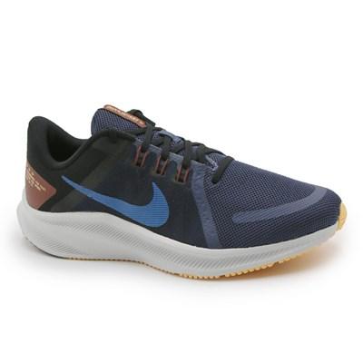 Tenis Nike Quest 4 Azul/Preto - 245137
