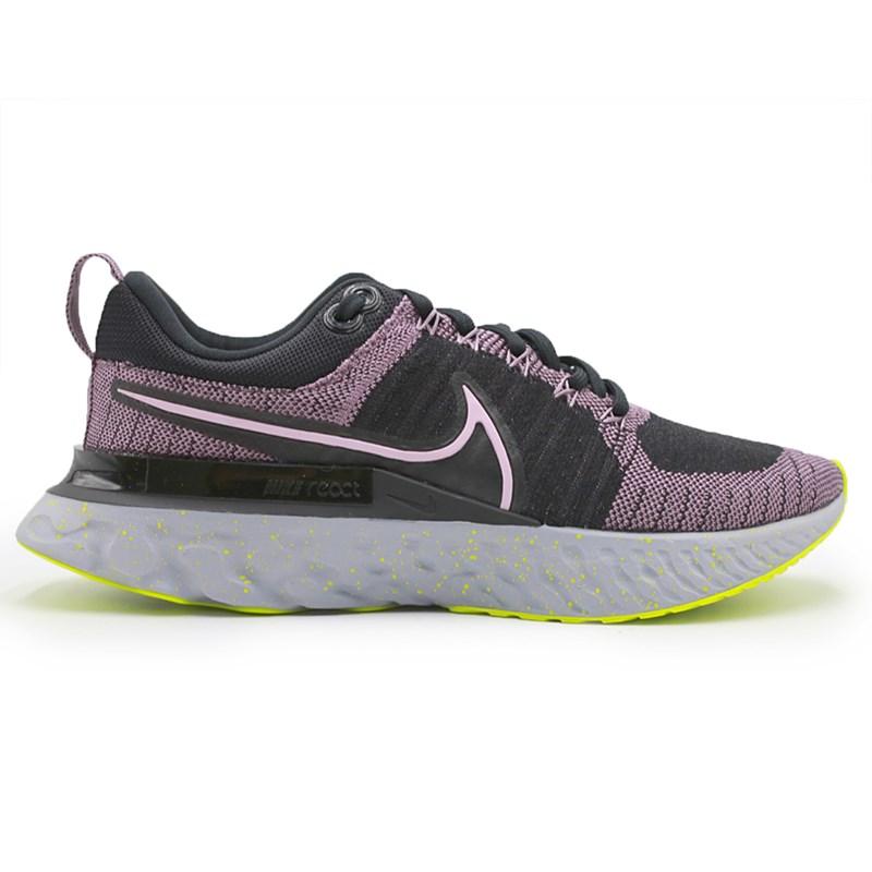 Tenis Nike React Infinity Run Fk 2 Multicolorido - 236455