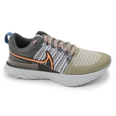 Tenis Nike React Infinity Run Laranja - 245128