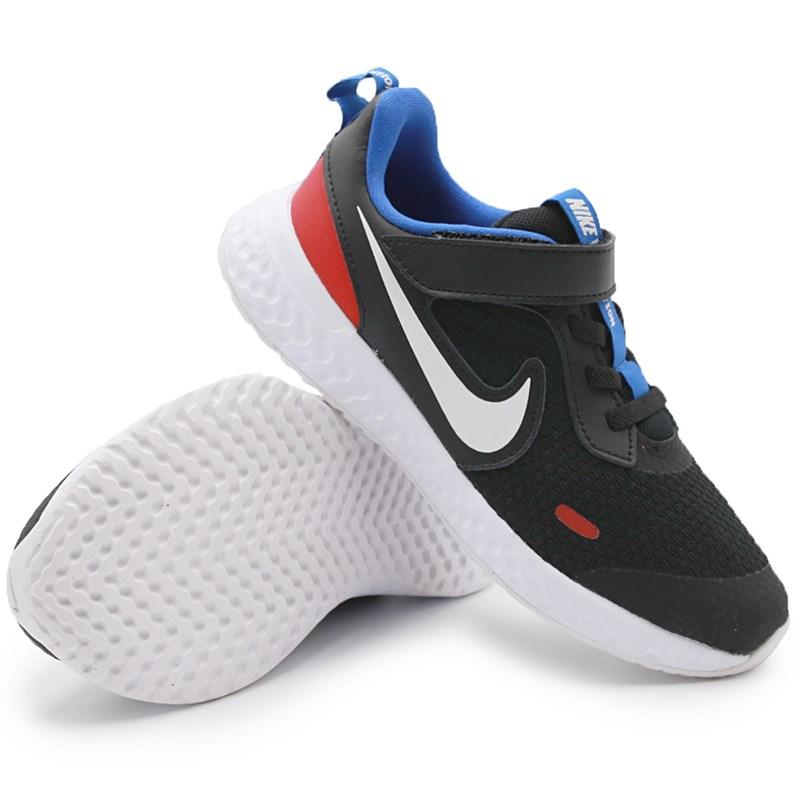 Tenis Nike Revolution 5 Infantil Multicolorido - 236669