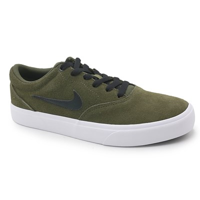 Tenis Nike Sb Charge Suede Multicolorido - 238081