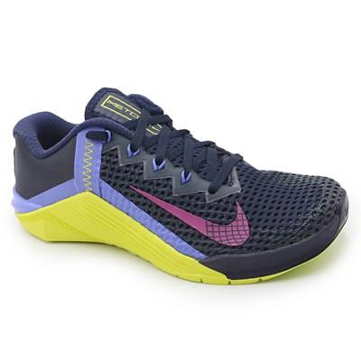Tenis Nike Wmns Metcon 6 Multicolorido - 236450