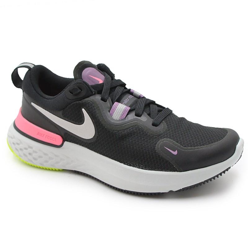Tenis Nike Wmns React Miler Multicolorido - 238091