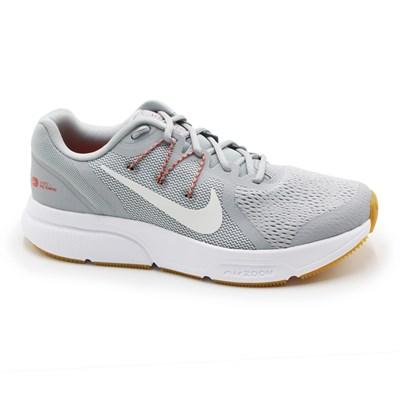 Tenis Nike Zoom Fairmont Cinza/Branco - 245138