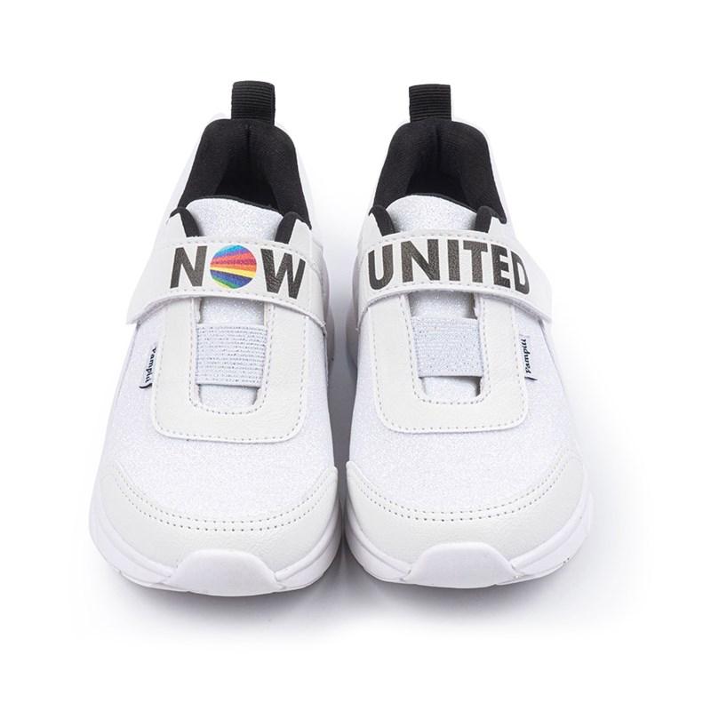 Tênis Now United Pampili Branco - 235216