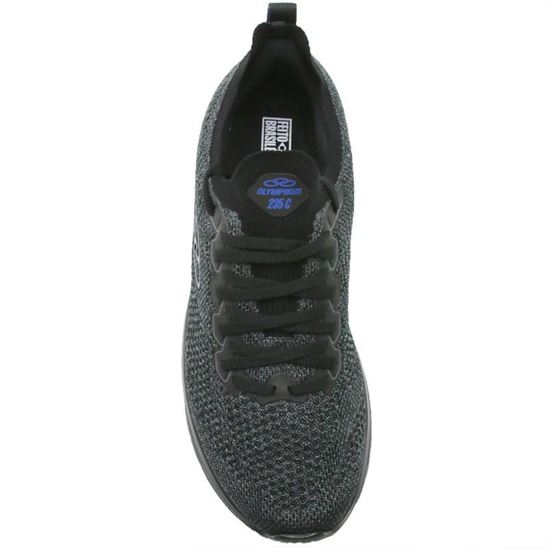 Tenis Olympikus 235 G Ultraleve Chumbo - 242997