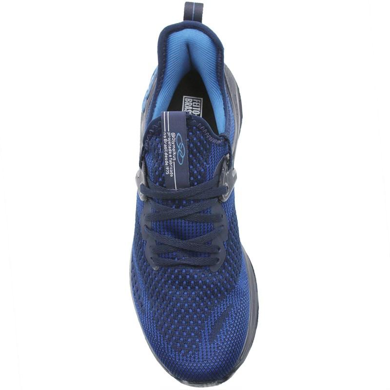 Tenis Olympikus Asas Marinho/Teal Blue - 241108