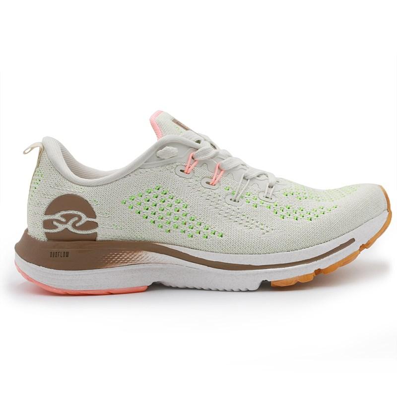 Tenis Olympikus Corre 1 Eco Natural/Avela - 241101