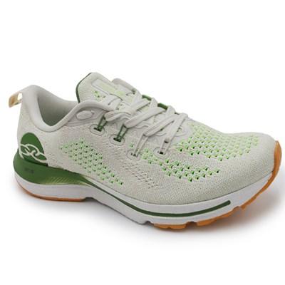 Tenis Olympikus Corre 1 Eco Natural/Verde - 241101