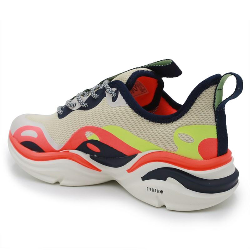 Tenis Olympikus Cs2 Algodao/Lime - 241104