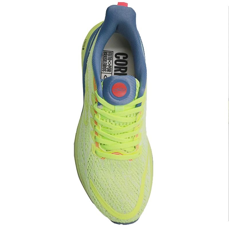 Tenis Olympikus Flash Lime/Brisa - 241035