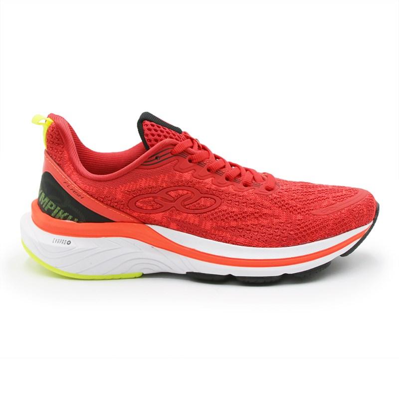 Tenis Olympikus Flash Vermelho/Petala - 241035