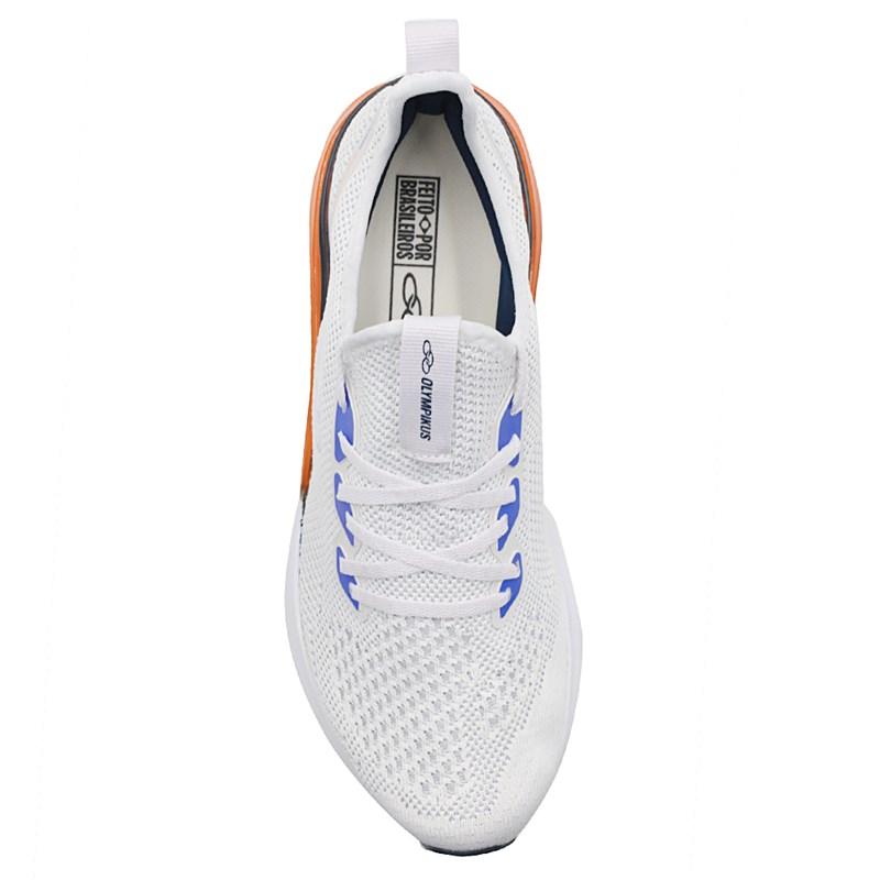 Tenis Olympikus Supera Branco/Royal - 231058