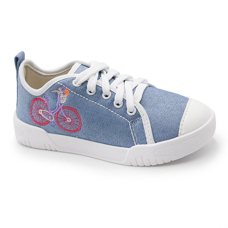 Tenis Pampili Infantil Jeans - 239224