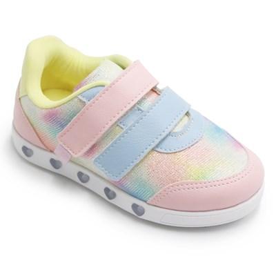 Tenis Pampili Infantil Multicolorido - 235221
