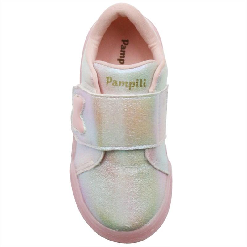 Tenis Pampili Infantil Multicolorido - 244980