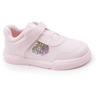 Tenis Pampili Infantil Rosa/Yogurt - 239223