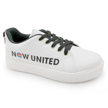 Tenis Pampili Now United Branco - 239215
