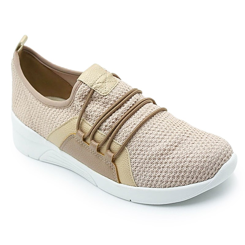 Tenis Piccadilly Creme - 223989