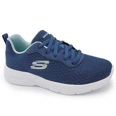 Tenis Skechers Dynamight 2.0 Feminino Azul - 246060