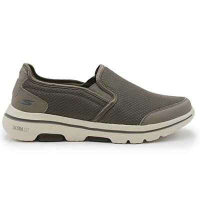 Tenis Skechers Go Walk 5 Delco Caqui - 246064