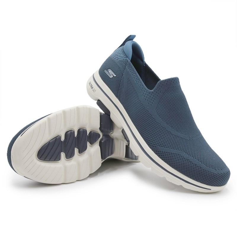 Tenis Skechers Go Walk 5 Marinho - 239815
