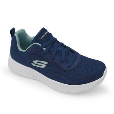 Tenis Skechers Marinho - 236781
