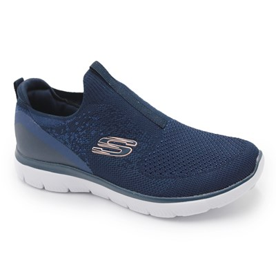 Tenis Skechers Summits Daily Nvy - 238049
