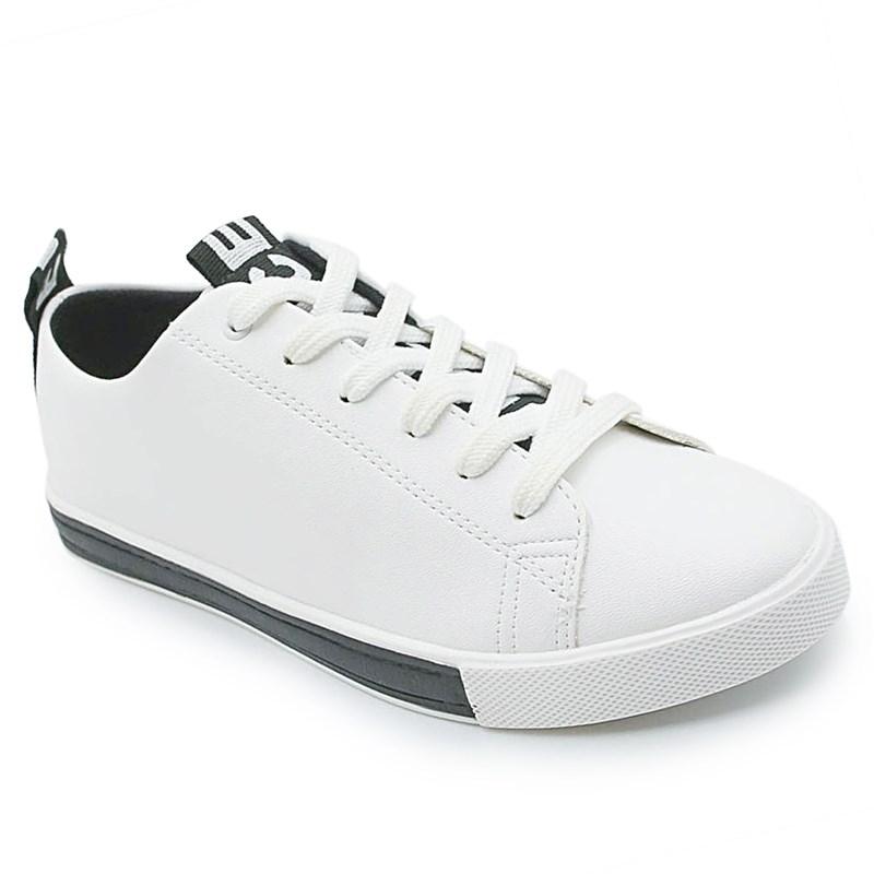 Tenis Sua Cia Branco/Preto - 219392