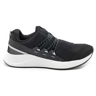 Tênis Under Armour Charged Breathe Black/Halo Gray - 232652