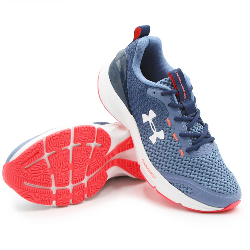 Tenis Under Armour Charged Prompt Azul - 237477