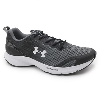 Tenis Under Armour Charged Prompt Black/P.Gray/White - 237477