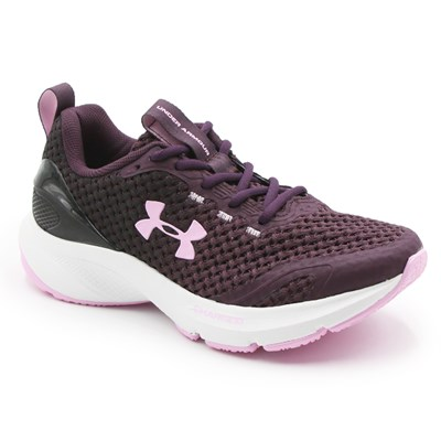 Tenis Under Armour Charged Prompt Roxo - 244159