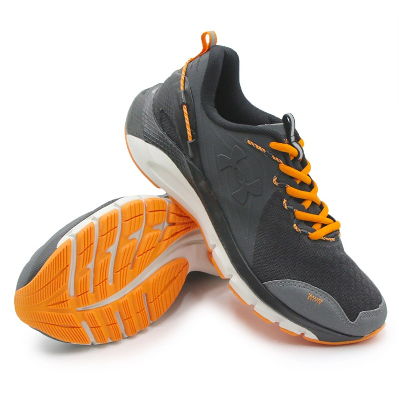 Tenis Under Armour Charged Proud Black/Baroqgren/Pgray - 238141