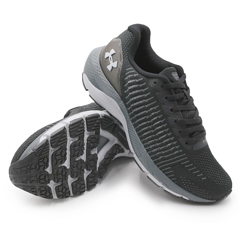 Tenis Under Armour Charged Skyline 2 Black/Pitch Gray/Black - 237479