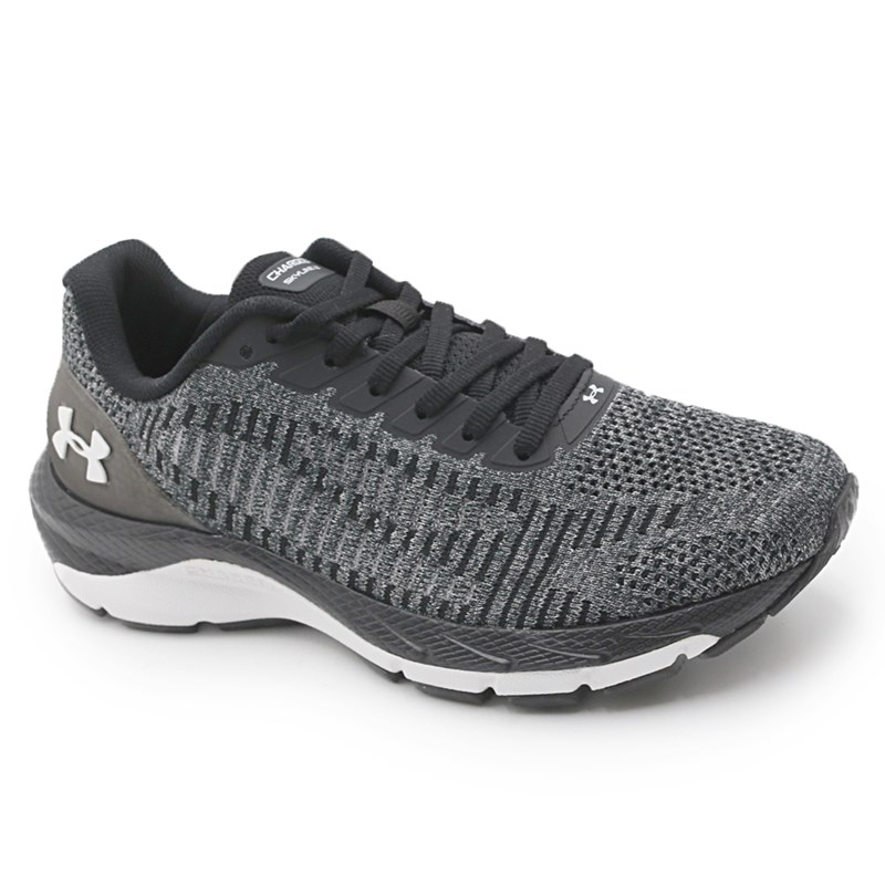 Tenis Under Armour Charged Skyline 2 P.Gray/Black/White - 237479