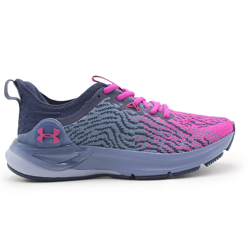 Tenis Under Armour Charged Stamina Meteorpnk/Min.Blue/Mp - 238142