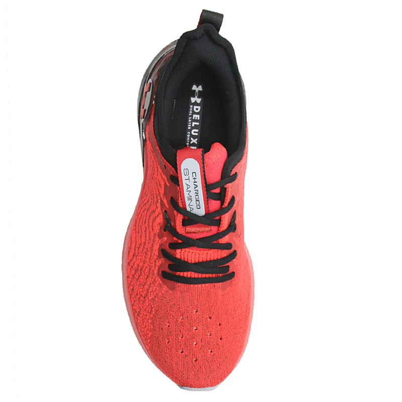 Tenis Under Armour Charged Stamina Versa Red/B.Red/Black - 238142