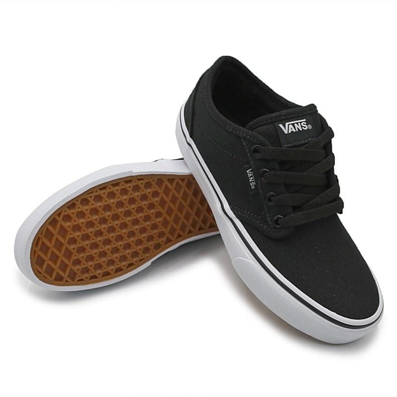 Tenis Vans Black/White - 235635