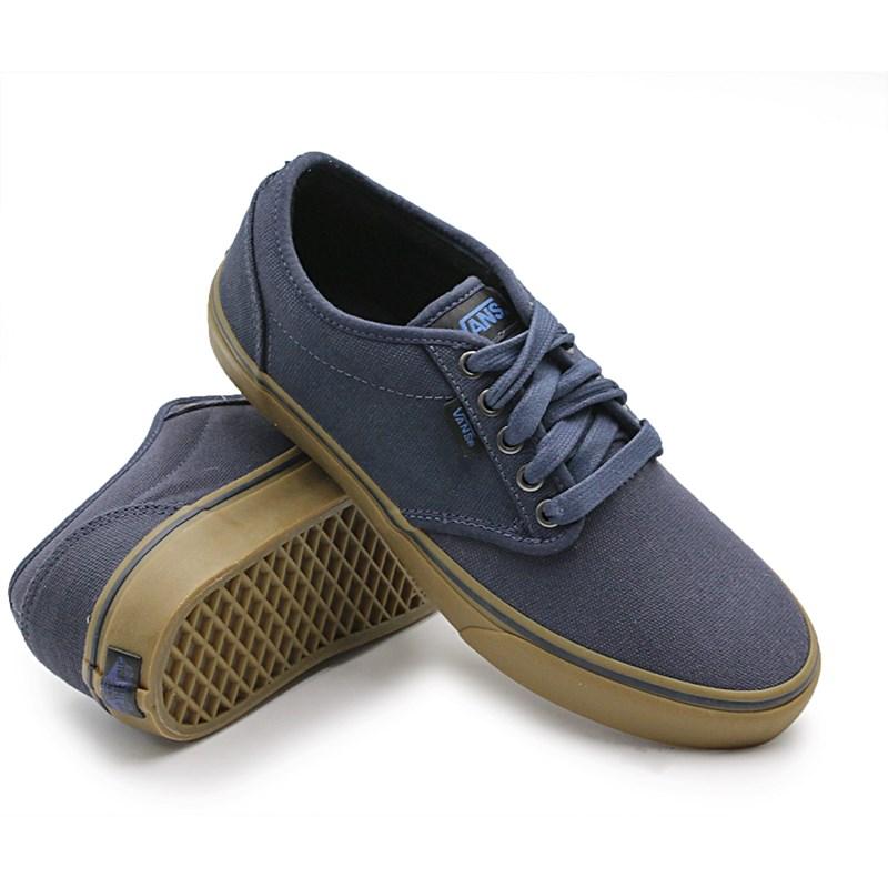 Tenis Vans Navy/Gum - 214552