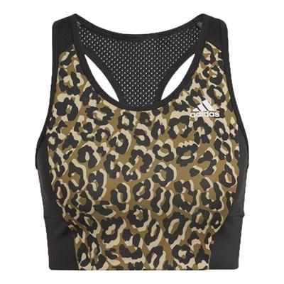 Top Adidas Leopard Multicolorido - 238866